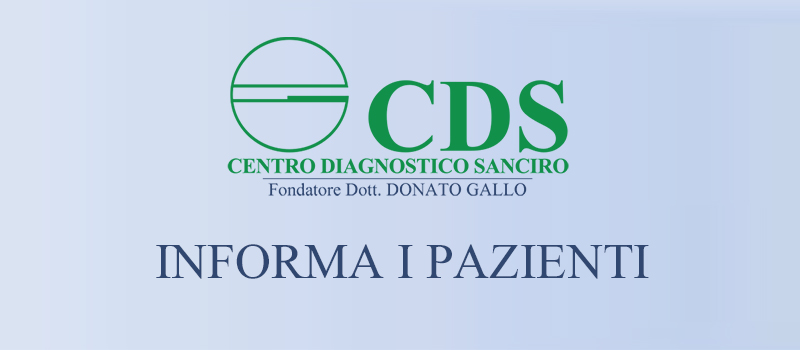 Misure cautelari anti COVID-19 adottate dal Centro Sanciro